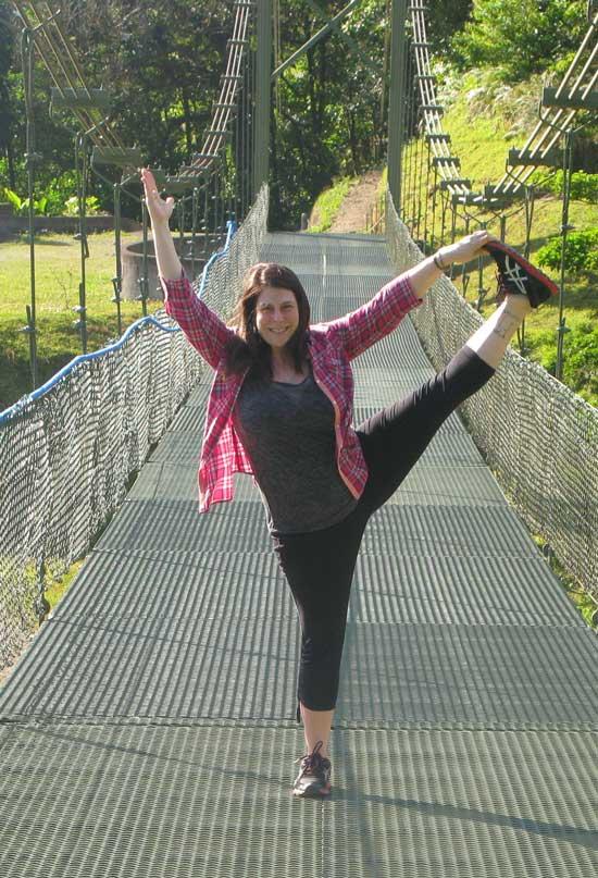 Cyndi Cornblit - Toronto Yoga - Young Yogis Toronto